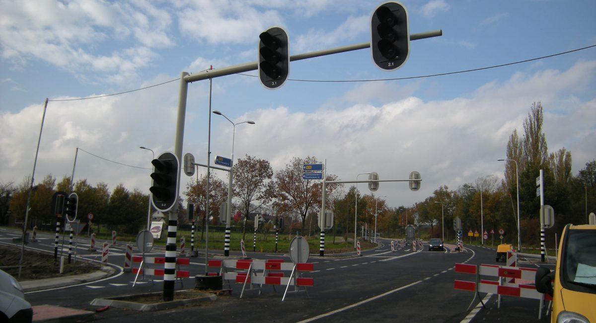 VRI kruispunt